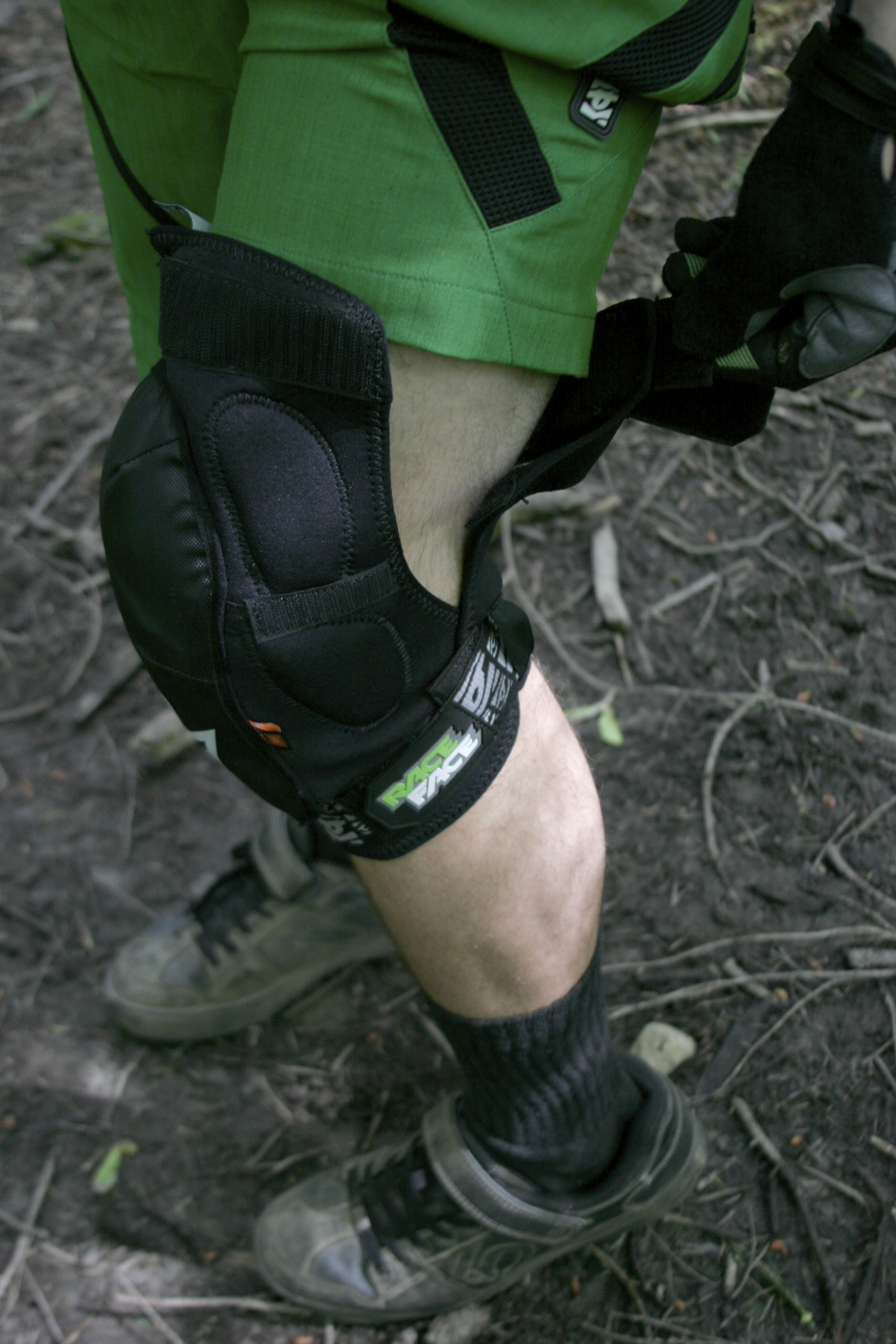 RaceFace Ambush Knee Guard Black MD