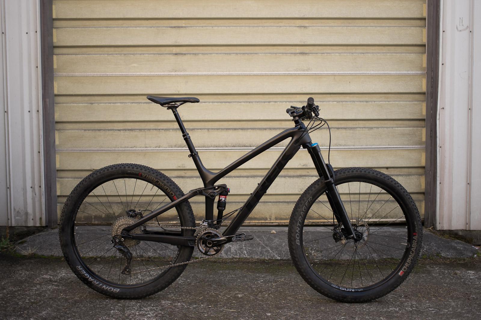 2017 trek fuel ex 9 8 bike review