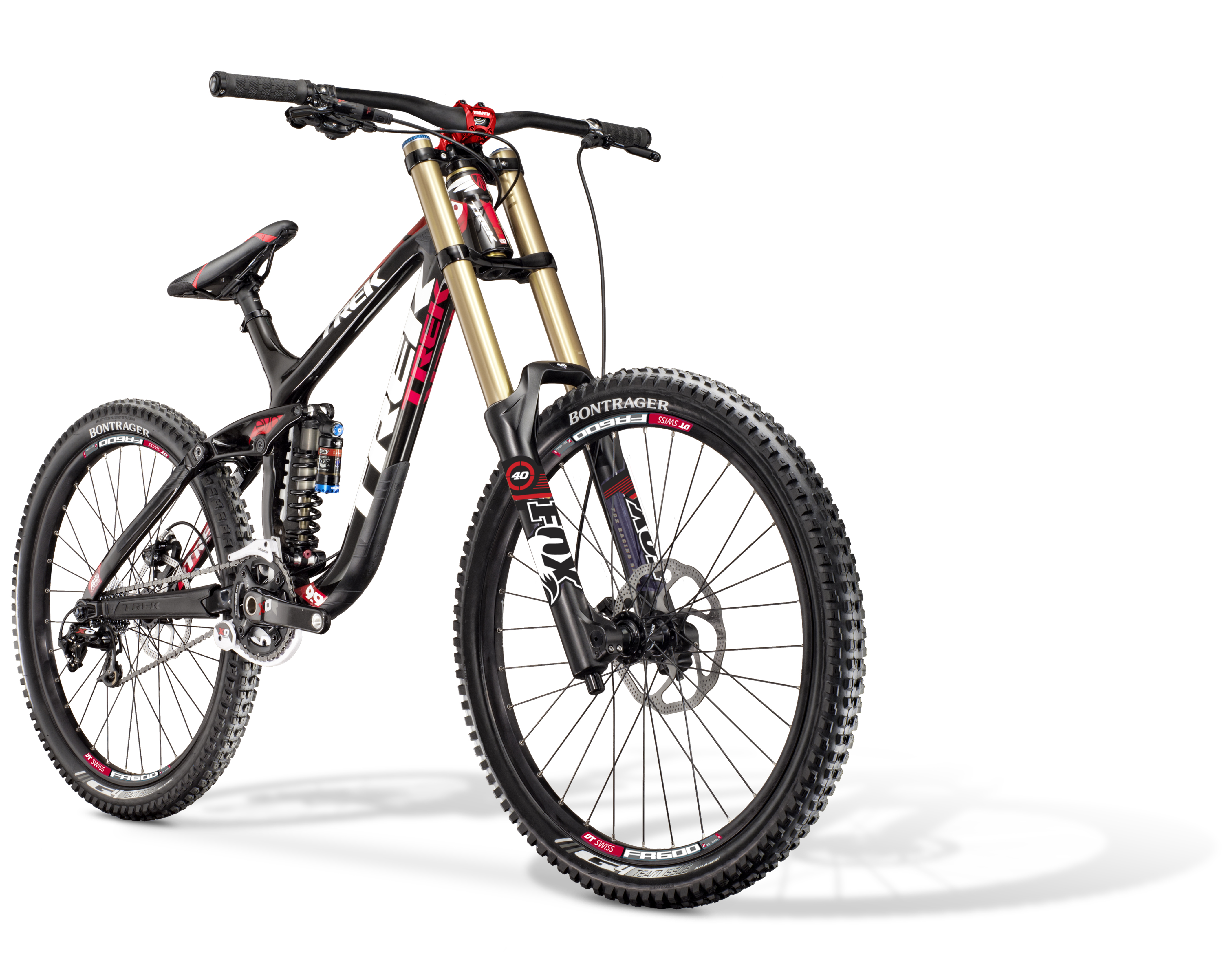 World's lightest DH bike