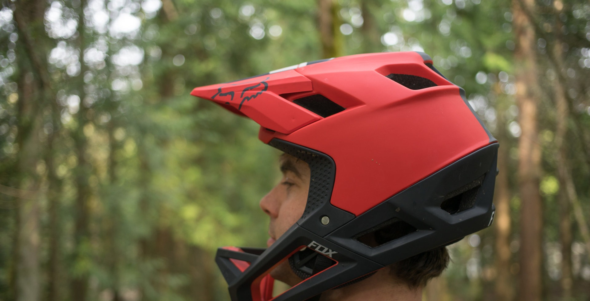 Light, breathable and fully protective, that's what Fox had in mind while designing the Proframe.
