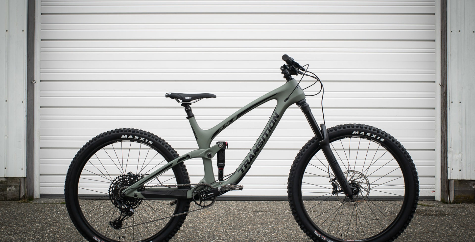 The Transition Patrol NX is where capability meets affordability—and carbon.