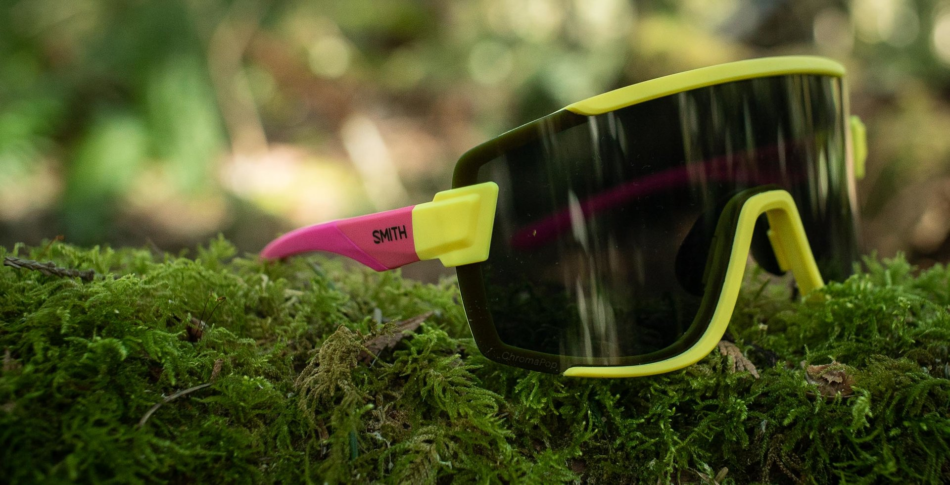 The marriage of goggles and glasses has been a smooth one for the folks at Smith Optics.
