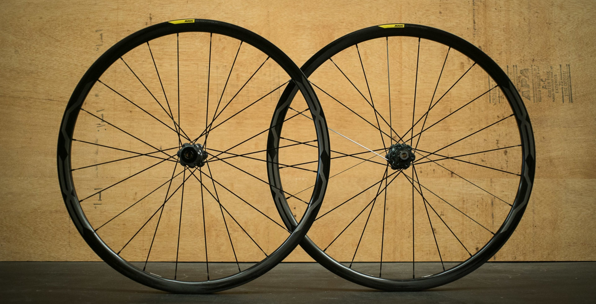"""Weighing in at 1550 grams for a pair of 27.5"""" rims, the XA Pros are lightweight even for carbon."""