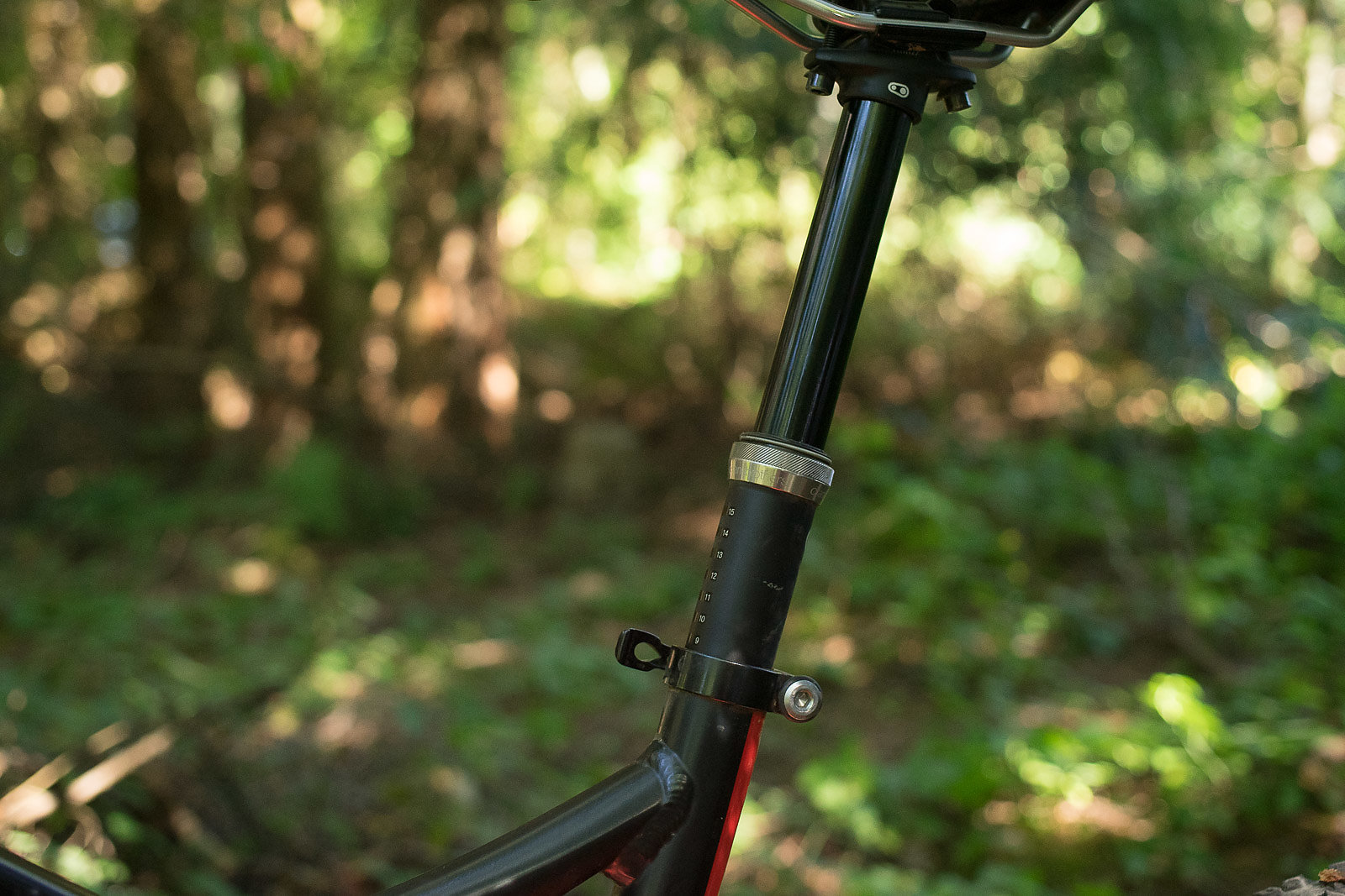 Crank Brothers Cycle Bike Highline Remote For Seatpost Cycling Seat Post