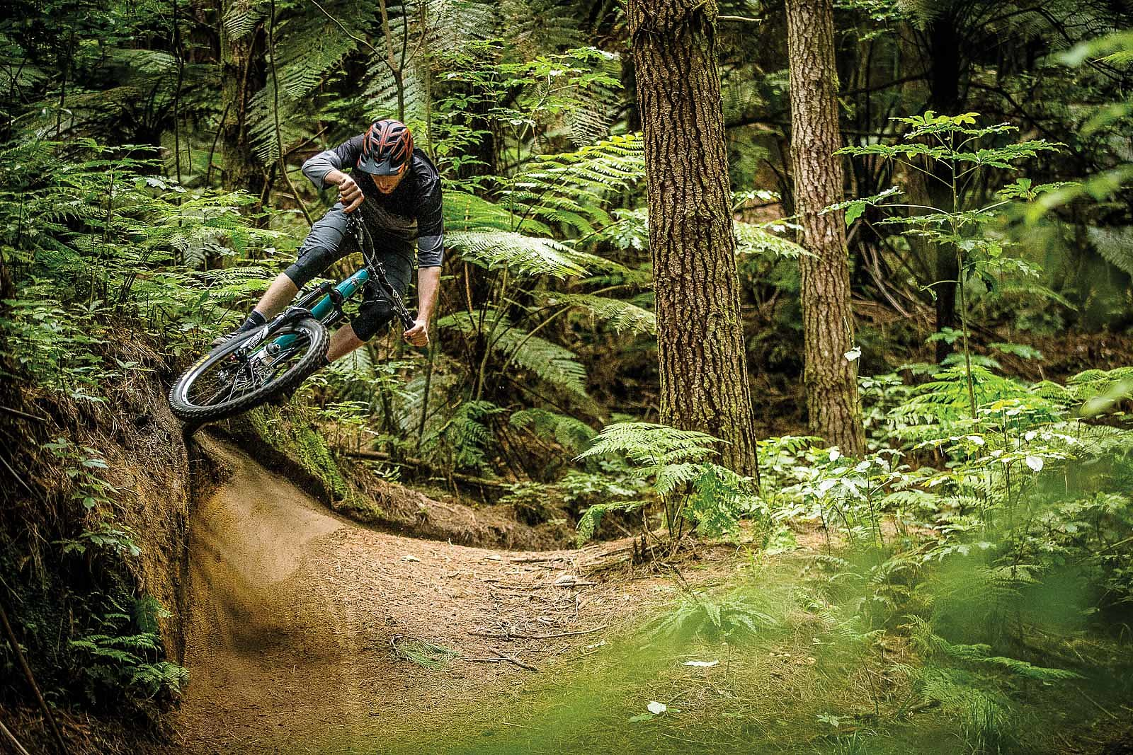 Waves Of Progress The Building Swell Of Rotorua S Mountain Bike
