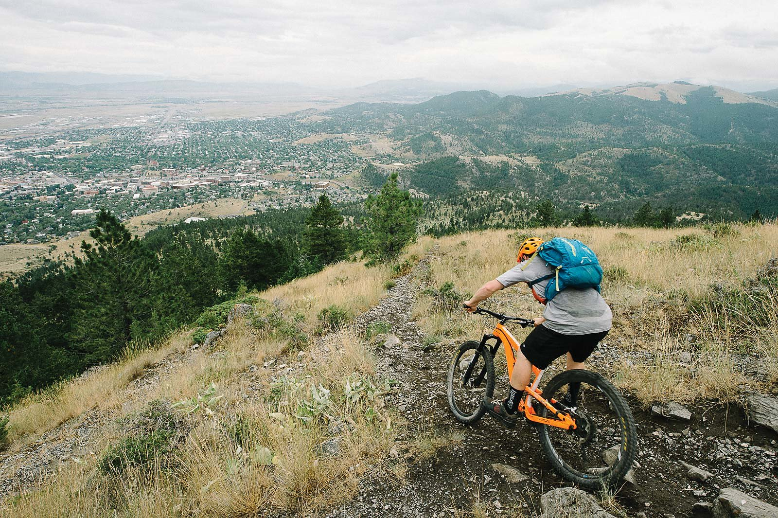 Tales Of Dirt Gold The Booming Bike Culture Of Helena Mt