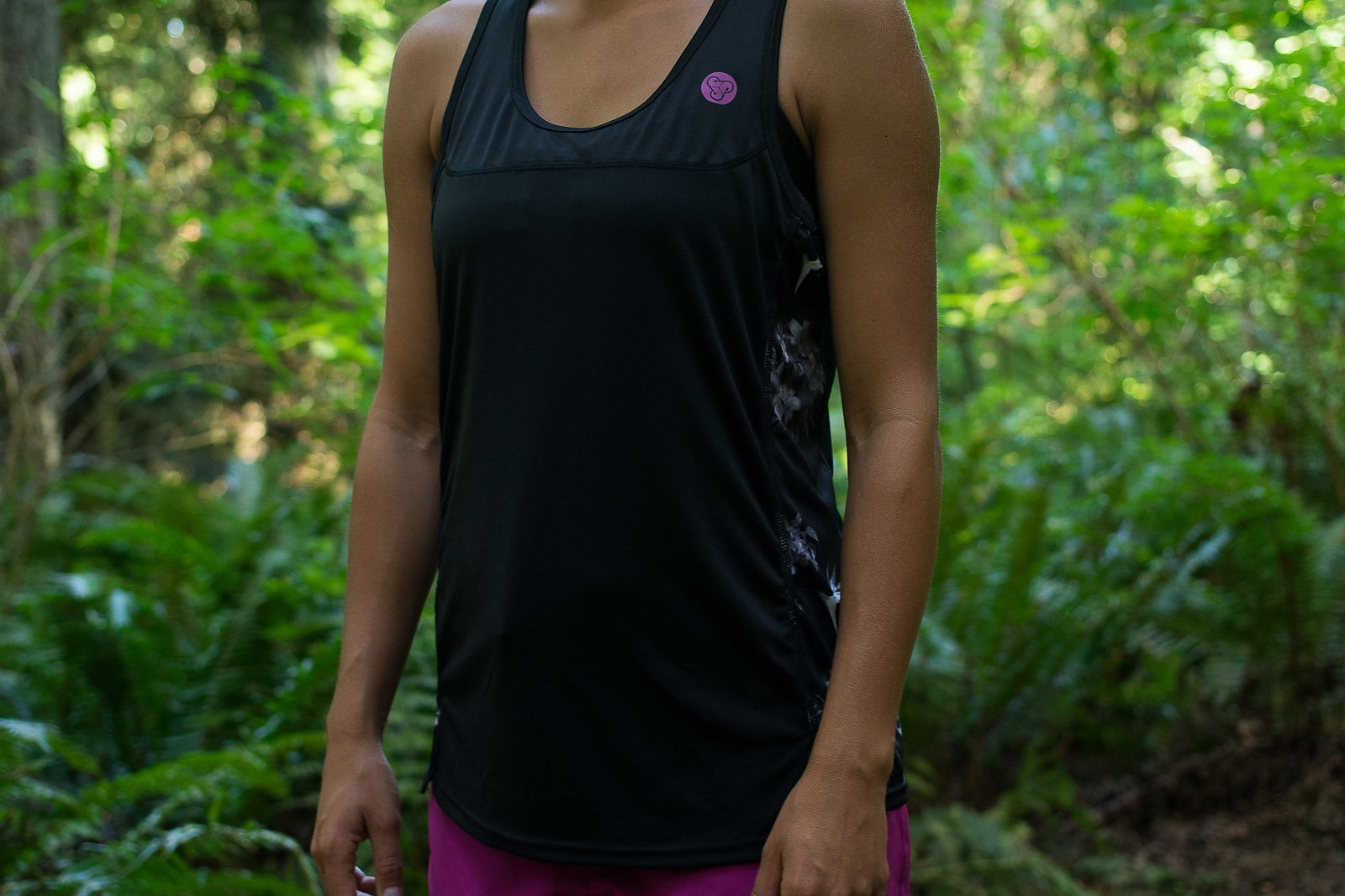 c6413f778 Sombrio Women s Rise N  Climb Tank and Summit Short Apparel Review ...