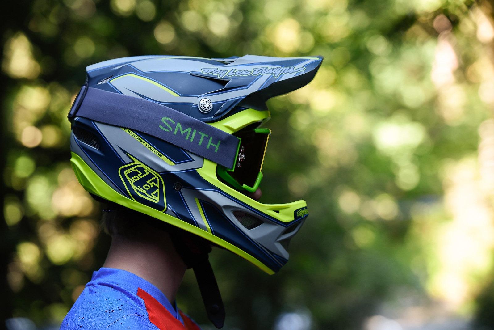 Troy Lee Designs Helmet >> Troy Lee Designs D3 Reflex Helmet Review | Freehub Magazine