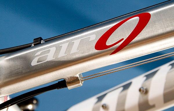 the new niner air 9 stronger lighter