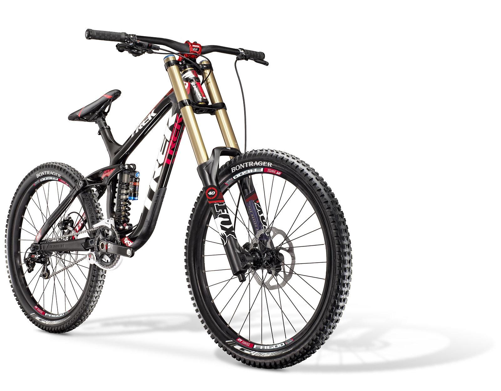 92fcca0fb73 World's lightest DH bike - Trek Unveils 2012 Line of Full Suspension ...