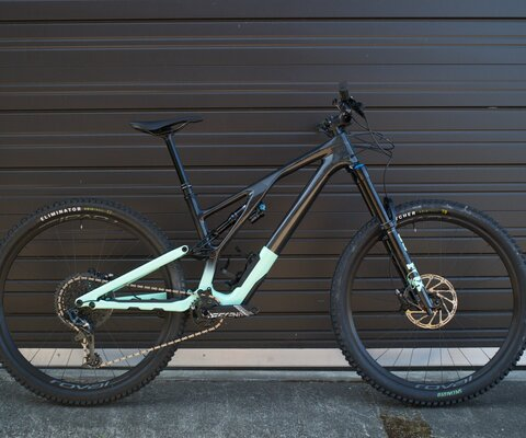 The Stumpjumper EVO comes with the most adjustable geometry Specialized has ever offered on a trail bike.