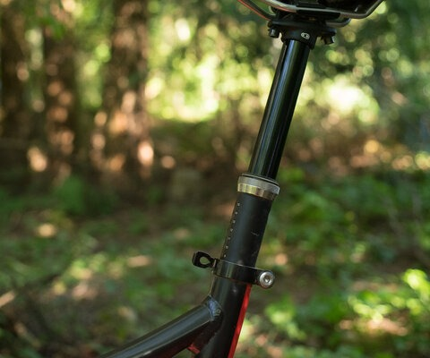 Crankbrothers' Highline dropper post is their most recent foray into the component and they've backed it with a three-year warranty.