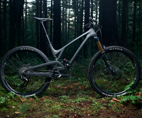 Evil slates the Offering as the dark lord of singletrack, one offering to rule them all.