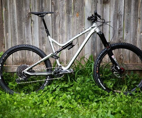 Commencal's first Meta was released in 2005, like most things in the world of mountain bikes, it has changed a lot since then.