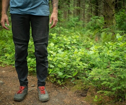 Dakine's first pair of bike pants show off their expertise in design along with an appreciation for quality and modest apparel.
