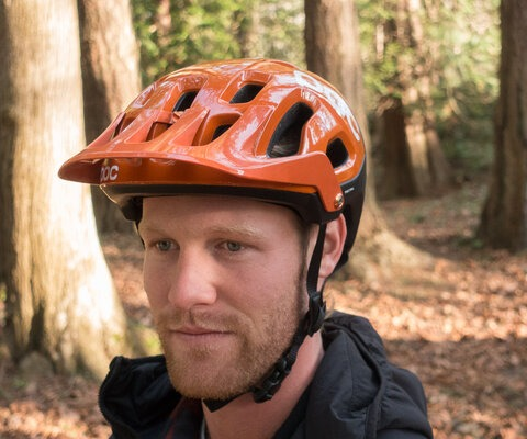 POC's Tectal helmet easily sets a new standard for weight and comfort.