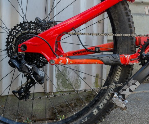 "SRAM refers to the NX as a ""no-nonsense, no-worries drivetrain,"" something that we certainly noticed in our testing."