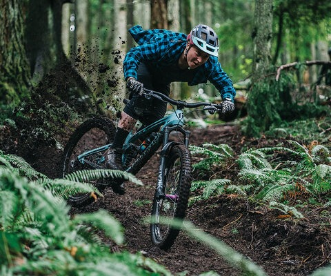 With dirt like this and a family focused on playing in it, perhaps it was inevitable that Hannah Bergemann would become such a phenomenal talent. Photo: Skye Schillhammer | SONY, 1/800 sec, f/2, ISO 2000