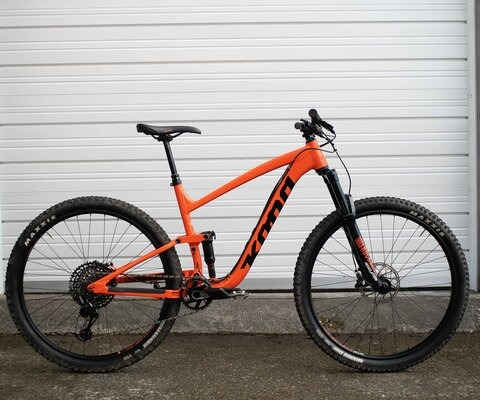 Kona revised, reworked and released the all new Satori this past spring and we were pretty excited with what we saw.