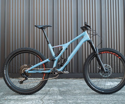 One of mountain biking's most iconic names gets a full on make-over.