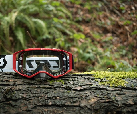 The prospects are some of the larger goggles on the market but somehow fall into a sweet spot, fitting well on a full face and a half shell.