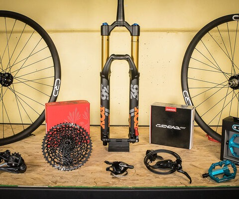 Keep your bike running smooth this winter with our favorite components.