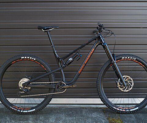The all new Altitude is the platform of choice for the Rocky Mountain / Race Face Enduro Team.