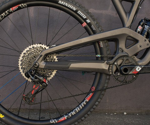 SRAM's 1x12 Eagle drivetrain is setting a new standard for how a bike can pedal.
