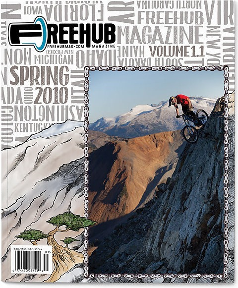 Freehub Issue 1.1