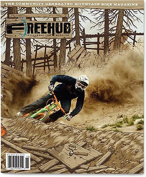 Freehub Issue 2.1