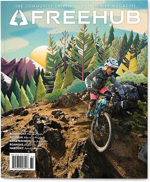 Freehub Issue 8.1