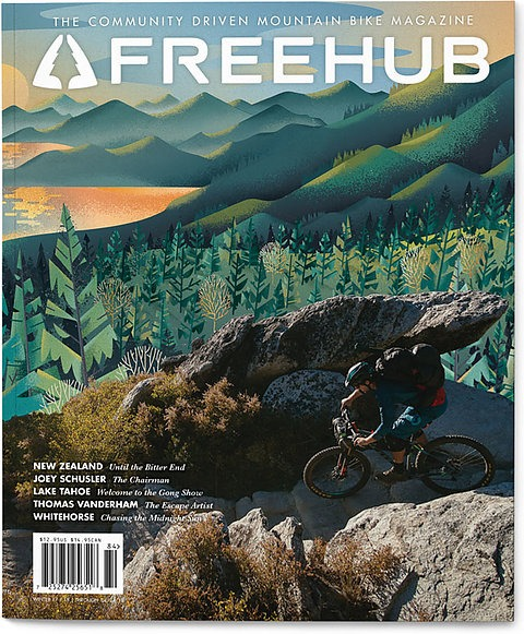 Freehub Issue 8.4